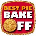 Caramel Apple Crumb Pie Best Pie Bakeoff 2008 Entry #1