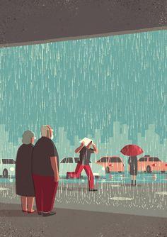 Illustration / Narrative - Davide Bonazzi