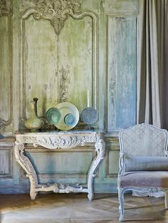 the house of our Belgian fashion designer Edouard Vermeulen. Photo credit Claude Smekens