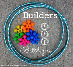 Builders & Bulldozers - Outdoor game to burn off energy
