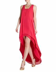 This year's dress for my kid's prom :) Ivana Asymmetrical-Hem Dress Bcbg Dresses, Bcbgmaxazria Dresses, Evening Dresses, Casual Dresses, Sexy Dresses, Summer Dresses, Bcbg Vestidos, Vestidos High Low, Vestido Casual