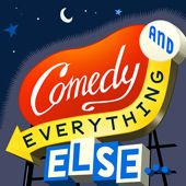 Comedy and Everything Else #VoAudio #Podcast