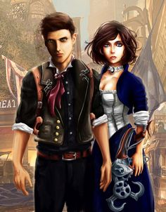BI - Elizabeth and Booker