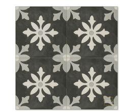 Little Carlow C4-14-24 encaustic tile from Mosaic House