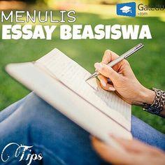 tips menulis essay