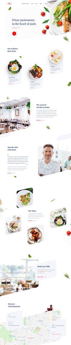 Food landing page2