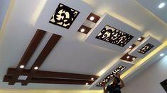Wooden Ceiling Design, Simple False Ceiling Design, Gypsum Ceiling Design, Interior Ceiling Design, House Ceiling Design, Ceiling Design Living Room, Bedroom False Ceiling Design, Ceiling Light Design, Wooden Ceilings