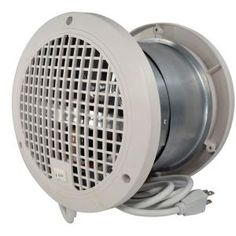 Thru-Wall Room Fan Air Circulation Transfer Heat Ventilation HVAC Vent Airflow for sale online Wood Pellet Stoves, Air Conditioning Units, Wood Pellets, Wall Fans, Shed Plans, House Plans, Metal, Fan 2, Garden