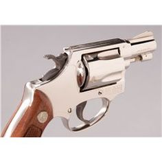 Smith & Wesson Model 36 Chief's Special Double Action Revolver