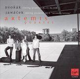 """Dvorák: String Quartet No. 13, Op. 106; Janácek: String Quartet No. 2 """"Intimate Letters"""" [CD]"""