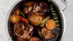 Roast Beef Stock Recipe   Bon Appetit