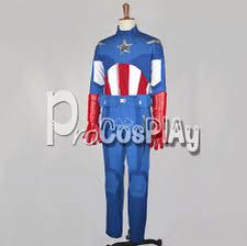 The red sleeves are wrong though Captain America Cosplay, Costumes, Sleeves, Red, Dress Up Clothes, Fancy Dress, Cap Sleeves, Men's Costumes, Suits