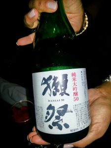 This article is all about an awesome sake tour at Kabuki retaurants with Master Sommelier, Yuji Matsumoto