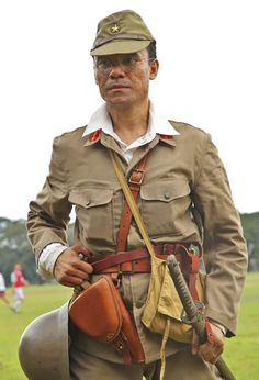 Battle of Bataan reenactment