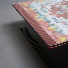 Flying Carpet Coffee Table Par Duffy London