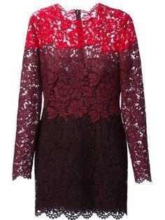 Add this to my dream closet please!! Valentino - Women's Clothing 2014 - Farfetch #valentino #farfetch #lace