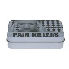 PLÅTBOX PAINKILLER