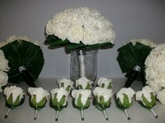 the list is endless. Brooches, Bouquets, Sydney, Wedding Flowers, Ribbon, Ivory, Australia, Beads, Crystals