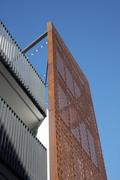 architectural metal screen perforated fencing screen screens