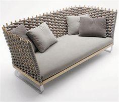 Casual Italian Furniture Sofa Wicker Chair S Chairs Garden Outdoor