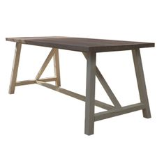 Oxford Trestle table - Inside Out Contracts