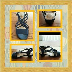 👡 NWOB Blue Sandals Size 10 M 👡 ❌FINAL❌ NWOB Woman's Blue Sandals With Buckle Closure. The Size Is 10 Medium And Brand Is Comfortview An Exclusive Brand Of Woman Within And Roaman's. Very comfortable With Memory Foam Footbeds. Excellent New Condition 🚫 PAYPAL 🚫 TRADES 🚫 OFFERS FINAL MARKDOWN 👡 Comfortview  Shoes Sandals