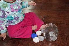 Many baby activities