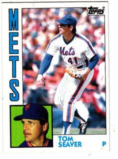 44 Best Tom Seaver Images Baseball Cards Mets Baseball
