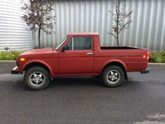 Very rare 1992 Lada Niva 4x4 pickup truck - will be $7k next yr | used cars & trucks | Ottawa | Kijiji