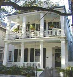 1851 Inn on The Avenue  1851 Antebellum  New Orleans, Louisiana    A New Orleans Bed and Breakfast. Built in 1851, our B & B is the oldest bed and breakfast in the Garden District. The historic St. Charles street car stops right in front of the B for a quick trip to the French Quarter, the New Orleans Convention Center, Tulane and Loyola Universit