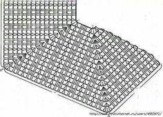 Raglan pattern