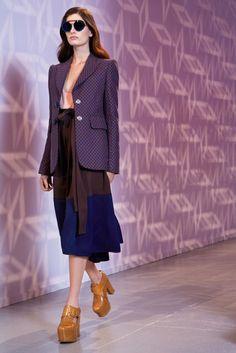Louis Vuitton | Resort 2013 Collection | Vogue Runway
