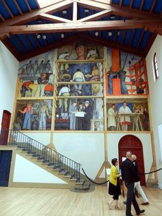 Diego Rivera Murals: Exploring the Artist's Role in Mexican Muralism