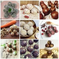 We've got 10 of our favourite Bliss Balls recipes that you can enjoy throughout the day, knowing they are low in calories, sugar and saturated fats.