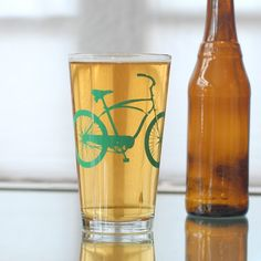 Bicycles and beer. Perfect. Come on Spring!!