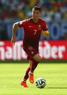 Cristiano Ronaldo (Portugal) - World Cup 2014: 20 Most Popular Players on Social Media - Zimbio