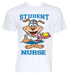 BEAT TEES CLOTHING UK - A Funny Cool NURSE STUDENT T SHIRT GIFTS PRESENTS IDEA