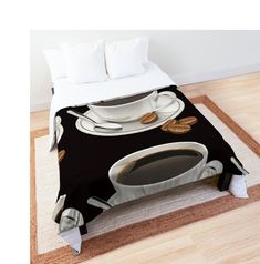 Coffee style comforter will give you the best sleep you can ever have, click on the link for more colors, styles and designs. Order yours now. ♥