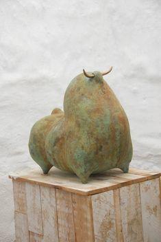 """Toro Orgulloso III""   Arte Pedrín"