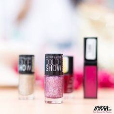 Times ticking! ⏳ It's the last day of the @maybellineindia, @lorealparisin & @garnierindia #sale on #Nykaa.com along with other surprise discounts - so go check it out! #JustSaying #Shopping #Makeup #Beauty #InstaLove #DailyFeature #Pink #Awesome #Skincare