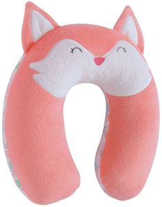 Carter's Animal Neck Pillow – neck pillow pattern Easy Crafts To Sell, Diy And Crafts, Nursing Pillow Cover, Pillow Covers, Diy Pillows, Accent Pillows, Pillow Drawing, Little Neck, Neck Pillow Travel