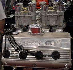 Shelby crate engine prototype, 427 Hemi.