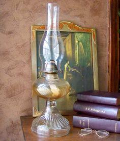 Vintage Oil Lamp Eagle Burner by cynthiasattic on Etsy, $75.00