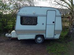 Thompson T Line Mini Glen GL 2 Berth Caravan