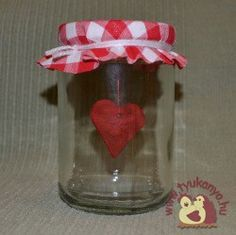 Szívbefőtt - Apák napja - Father days Crafts To Do, Arts And Crafts, Diy Crafts, Brick Crafts, Mother And Father, Kids And Parenting, Valentine Day Gifts, Snow Globes, Fathers Day