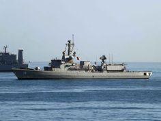 Chile instala los Exocet MM-40 Block 3 en la fragata Almirante Blanco - Noticias Infodefensa América
