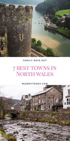 7 of the best towns in North Wales perfect got family days out, travel, sightseeing, beach days and mountain climbing. Must see towns in wales The Road, Virgin Atlantic, Wanderlust, Wales Holiday, Visit Wales, Visit Uk, Snowdonia National Park, Family Days Out, North Wales