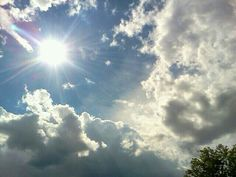 Pennsylvania country sky