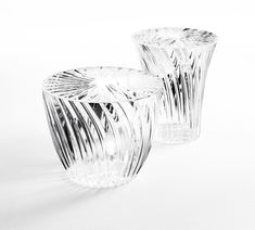 Sparkle by Tokujin Yoshioka for Kartell is perfect! i love the diamond design and the fact that in a small apartment like mine, a clear but substantial table functions but doesn't use up alot of visual space, as i said perfect.
