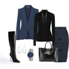 A fashion look from August 2014 featuring Jason Wu sweaters, Alexander McQueen blazers and M Missoni skirts. Browse and shop related looks.